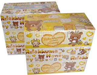リラックマ BOXティシュー 260枚(130組)×3箱入