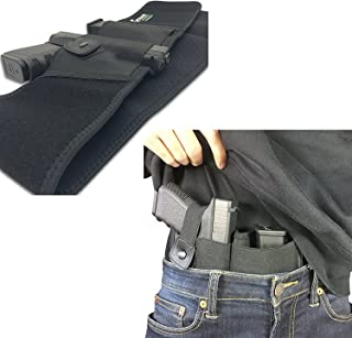 Belly Band Holster for Concealed Carry | IWB Holster | Waist Band Handgun Carrying System..