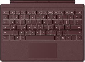 Microsoft Surface Pro Signature Type Cover- Burgundy - FFP-00041