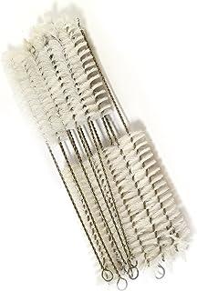 """Eisco Labs Nylon Test Tube Brush - .75"""" diameter - 12 pack"""