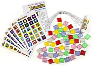 Choose Friendship, My Image Bracelet Maker Refill Kit, Jewelry Maker Kit for Kids, 200 items