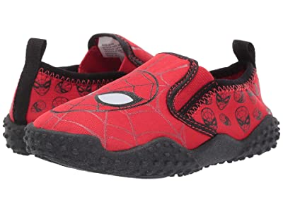 Favorite Characters Spider-Mantm SPS171 (Toddler/Little Kid) (Red) Boys Shoes