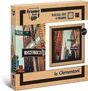 Clementoni Frame Me Up Puzzle One Way, Multi-Colour, 250 Pieces
