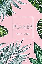 Planer 2020: Wochenplaner A5  Studienplaner   365 Tage planen, notieren und erledigen für mehr Klarheit, Struktur & Produk...