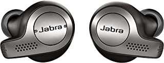 Jabra Elite 65t Earbuds – Alexa Built-In, True Wireless Earbuds with Charging Case, Titanium Black – Bluetooth Earbuds Eng...
