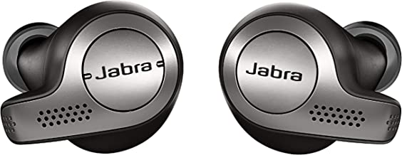 Jabra Elite 65t Earbuds – Alexa Built-In, True Wireless Earbuds with Charging Case,..