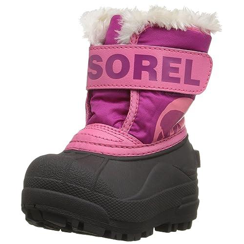 Clothes, Shoes & Accessories Smart Kids Sorel Snow Boots Large Assortment Boys' Shoes