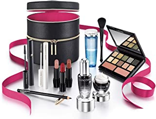 Lancome 2019 Holiday Beauty Box in GLOW Collection, 11 Full Size Best Sellers Favorites Set