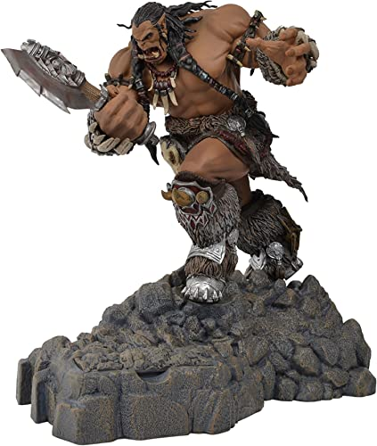 discount Swordfish popular Tech Warcraft, Durotan Statue Phone Charging wholesale Dock - Warcraft Movie Official Licensed sale