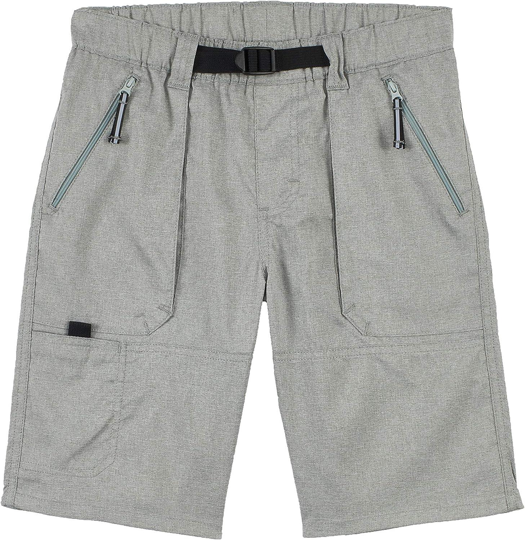 Wrangler Boys' Straight Fit Outdoor Shorts