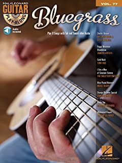 Bluegrass Songbook: Guitar Play-Along Volume 77 (English Edition)