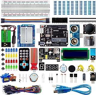 Smraza Arduino用 初心者スターターキット R3 とMega2560 Nano互換できる チュートリアル付き