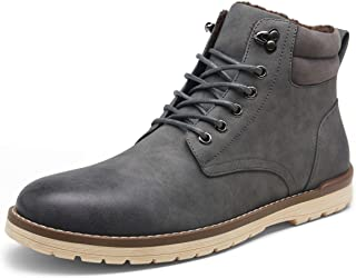 Men's Hiking Boots Waterproof Casual Chukka Boot for Men