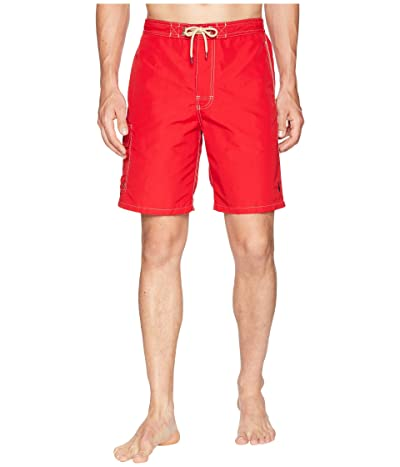 Polo Ralph Lauren Kailua Swim Trunks (Ralph Lauren 2000 Red) Men