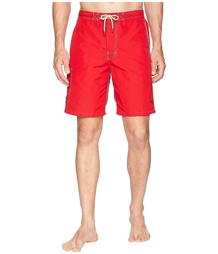 Polo Ralph Lauren Kailua Swim Trunks (Ralph Lauren 2000 Red) Men