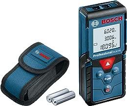 Bosch GLM 40 Plastic Professional Digital Laser Measure (Blue)