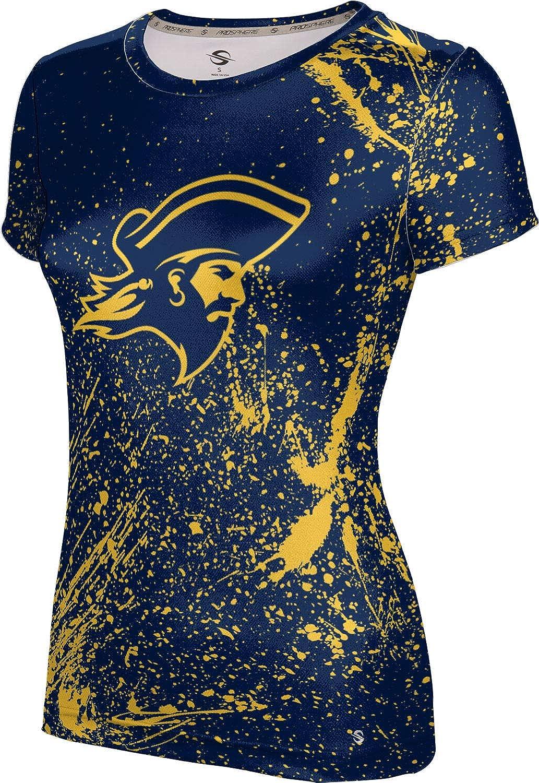 ProSphere East Tennessee State University Girls' Performance T-Shirt (Splatter)