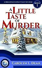 A LITTLE TASTE OF MURDER: A Brightwater Bay Cozy Mystery (book 1) (Brightwater Bay Cozy Mysteries) (English Edition)