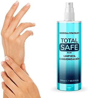 Total Safe 500ml Spray   Ideal para una higiene profunda de