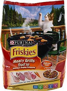 طعام قطط من بورينا فريكيز باللحوم المشوية وزن 3 كجم (عبوة واحدة)