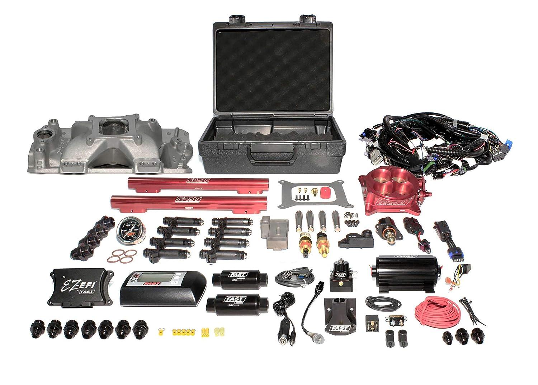 Fast 3012350-05e Ez-Efi Multi-Port Fuel Injection Kit
