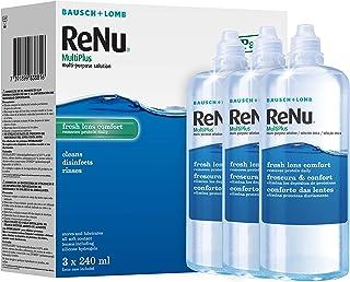 Bausch & Lomb ReNu MultiPlus Multi-Purpose Solution, 3 x
