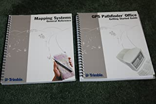 Trimble...GPS Pathfinder Office Getting Started Guide & Mapping Systems General Reference
