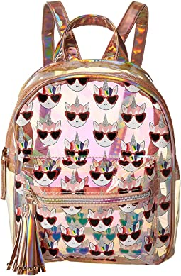Cool Gwen Printed Backpack