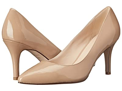 Cole Haan Juliana Pump 75mm (Maple Sugar Patent) High Heels