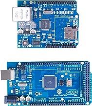 SunFounder Ethernet Shield W5100+Mega2560 Board Starter Kit for Arduino