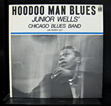 Junior Wells' Chicago Blues Band ?- Hoodoo Man Blues - Lp Vinyl Record