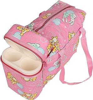 Cutieco Multipurpose Diaper Bag, Pink