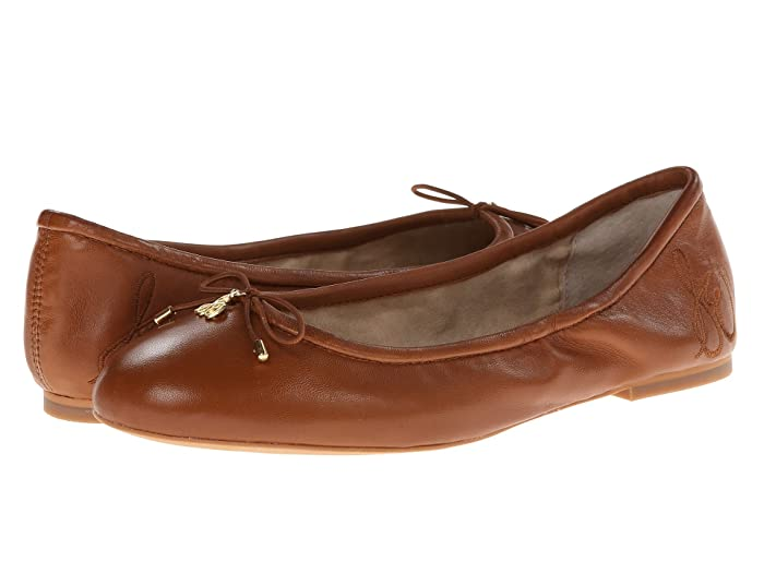 Sam Edelman  Felicia (Saddle) Womens Flat Shoes