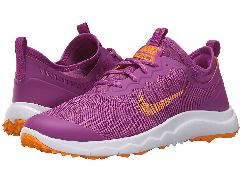 Nike Golf FI Bermuda (Cosmic Purple/Vivid Orange/Purple) Women