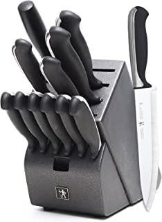 J.A. Henckels International Fine Edge Synergy 13-Piece Knife Block Set
