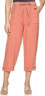 Affordables Women's Capri Pants, Old Rose