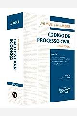Código De Processo Civil Comentado Capa comum