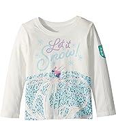 PEEK - Let It Snow Tee (Toddler/Little Kids/Big Kids)