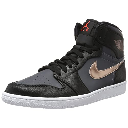 brand new 0573b 40887 Nike Air Jordan 1 Retro High, Scarpe da Basket Uomo