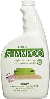 Kirby Vacuum Cleaner Quart Lavender Scented Carpet Rug Shampoo 32oz, 32 Fl Oz