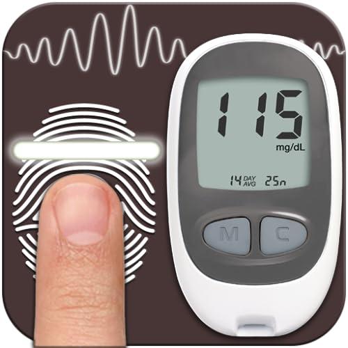 Fingerprint Blood Sugar Test Checker Prank