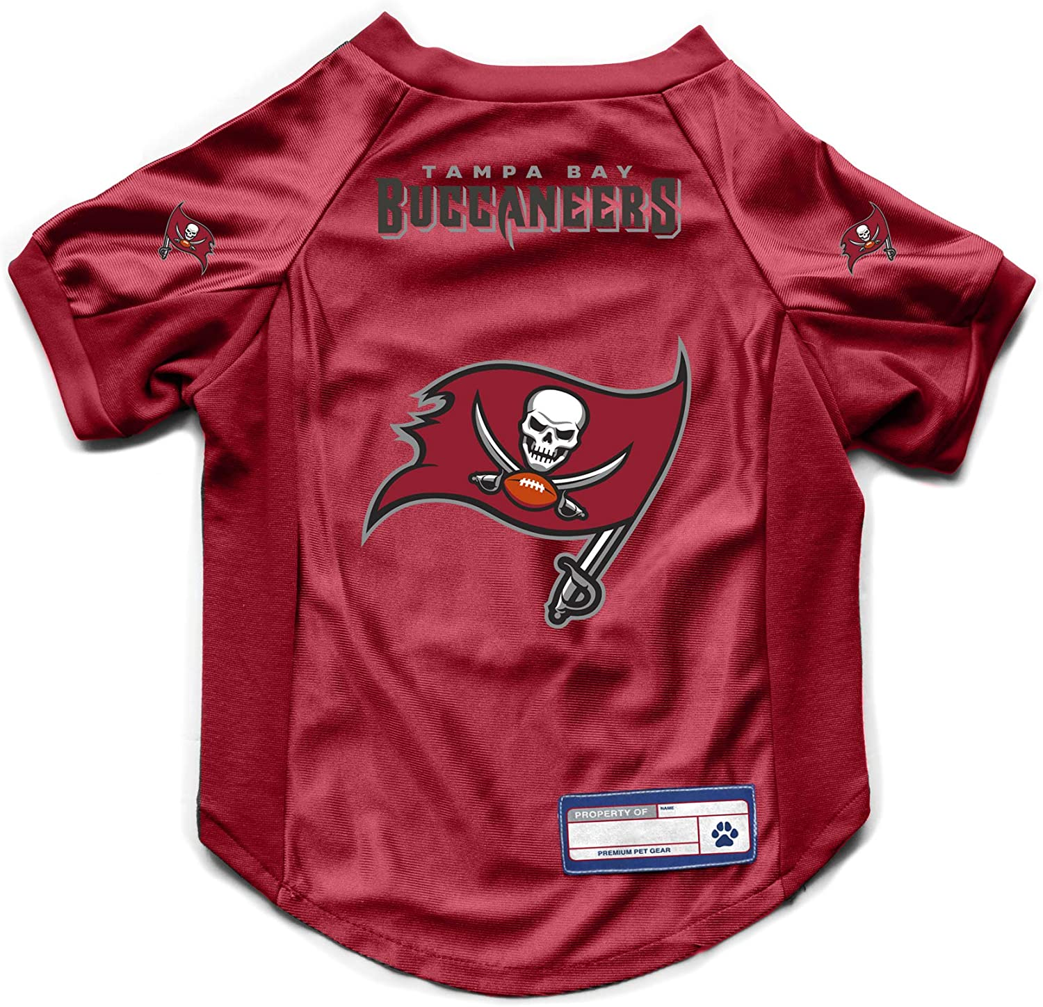 Littlearth New color NFL Unisex-Adult Jersey Stretch half Pet