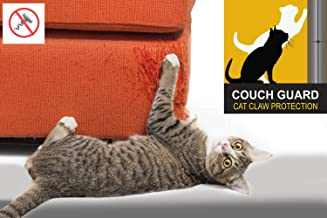 COUCH GUARD. The CAT Claw Protector. PINLESS SELF-Adhesive Protector Pads