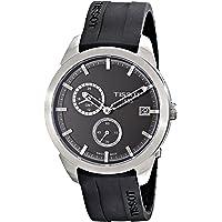 Deals on Tissot Titanium GMT Black Dial Mens Watch