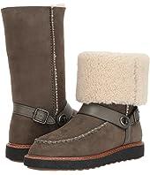 COACH - Moto Shearling Boot
