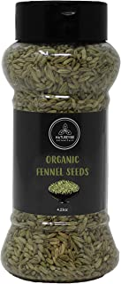 Organic Fennel Seeds (4.23oz)