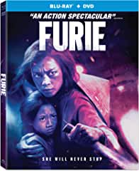 FURIE - Starring Veronica Ngo arrives on Blu-ray, DVD and Digital June 25 from Well Go USA