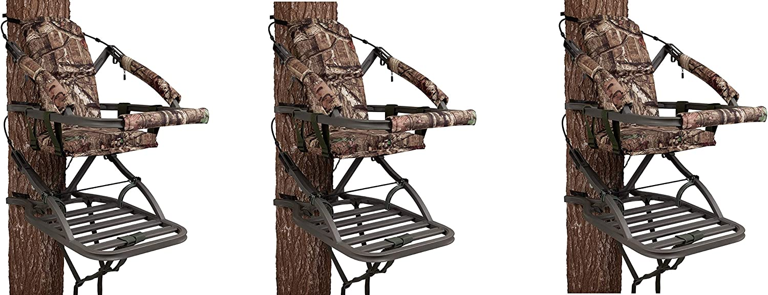 New Orleans Mall Summit Treestands 81120 Super sale period limited Viper SD Climbing Mossy Treestand Oak