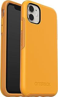 اوتربوكس اغطية وحافظات لجوال ايفون 11، اصفر