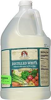 Distilled White Vinegar - 1 jug, 1 gallon